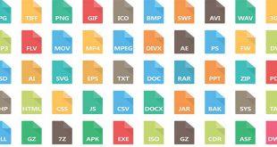 چگونه فرمت فایل های خود را بصورت گروهی تغییر دهیم؟